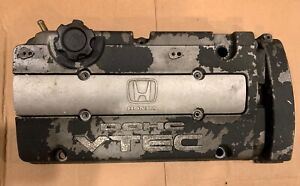 92 01 Honda Prelude H22 Valve Cover Engine Motor Accord H22a H22a4 Vtec Oem