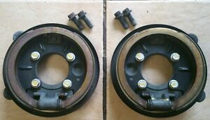 98 02 Camaro Ls1 Z28 Ss Trans Am Ta Ws6 Rear Disc Brakes Backing Plates For 12