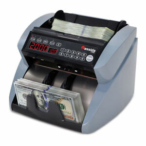 Cassida 5700 Professional Grade Currency Counter Uv Mg Counterfeit Detection