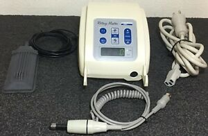 J Morita Rotary Master Model Ne 107 Dental Electric Handpiece Motor Console