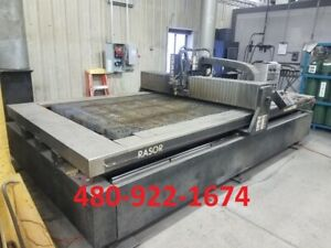 Komatsu Kcr 1251 Cnc Plasma Cutting Table 5x10 Table Size 120 Amps 2000
