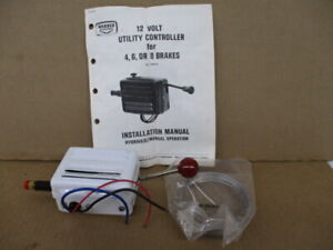 Warner Electric Utility Controller For 4 6 8 Brakes 1300 76