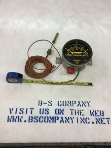 Westinghouse Liquid Temperature Switch Gauge 0 120 c W 5 5 Dos Plans