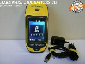 Trimble Geo7x Gnss W Floodlight Nmea H star Terrasync 5 86 Gps Fast Shipping