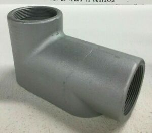 Crouse Hinds Lb87 3 Form 7 Lb Fitting Threaded Rigid Outlet Conduit Body
