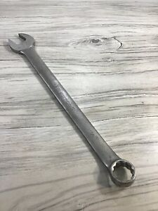 Vintage Armstrong 1 3 8 Combination 20 Wrench 25 244 Made Usa Dd