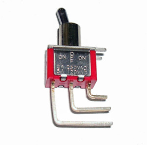T80 t Series Pc Mount Toggle Switch Interuptor On Off On