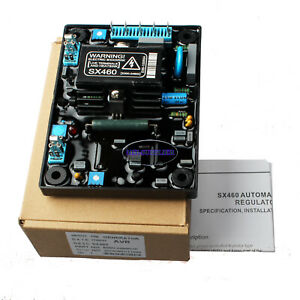 Avr Sx460 Automatic Voltage Volt Regulator Replacement For Stamford Generator