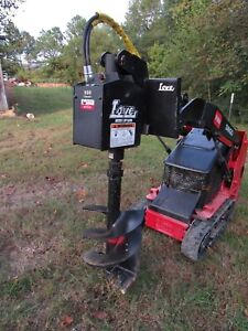 Toro Dingo Mini Skid Steer Attachment Lowe 500 Auger Drive 18 Bit Ship 199