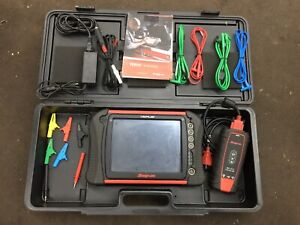 Snap On Verus Eems323 Diagnostic Scanner Updated 17 2 Version