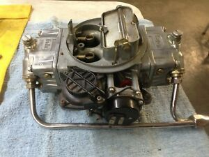 Holley 770 Street Avenger 4 Barrel Carburetor Rebuilt Amc Chevy Ford Mopar