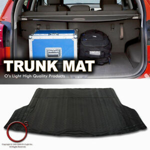 Mitsubishi Galant 90 11 All Weather Rubber Waterproof Rear Cargo Trunk Floor Mat