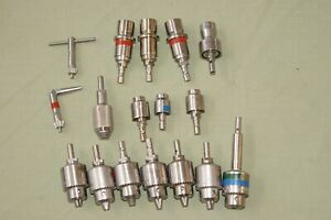 Stryker Jacobs Chucks 277 82 131 277 84 131 277 84 160 277 94 99 See Pictures