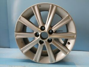 2012 2013 2014 2015 Toyota Camry 17 10 Spoke 17x7 Wheel Rim 4261106730 Oem