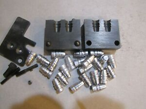 RCBS 38 150 KT Double Cavity Bullet Mold Lead Bullet Casting Mould