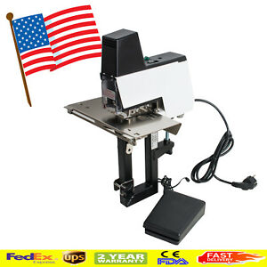Usa Automatic Rapid Stapler Flat Saddle Binder Machine Book Binding Machine