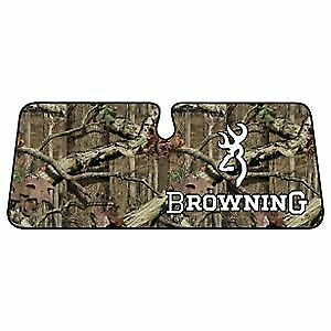 New Browning Folding Windshield Shade Cover Protection Reflector Camo Design