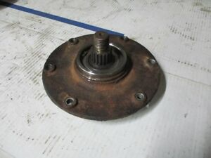 Agco Or Case Ih Gear With Bearing And Holder Part 700712407 Or 700713467