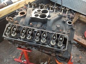 Chevy Small Block 350 Engine 5 7l