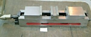 4 Double Lock Precision Machine Vise 8500 dl4 display Model new Pic 25375