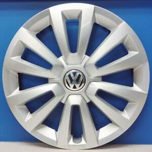 One 2012 2018 Volkswagen Beetle 61591 16 Hubcap Wheel Cover 5c0601147b8z8