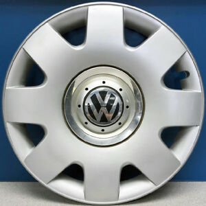 One 2002 2005 Volkswagen Beetle 61541 16 Hubcap Wheel Cover 1c0601147jmfx