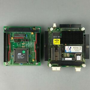 1 Winsystems Pcm 586 133 4m Single Board Computer 4mb 133 Mhz Pc 104 Module