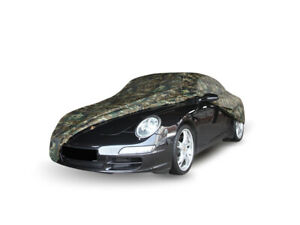 Car Cover Camouflage For Porsche 911 996 997 4 4s Gts