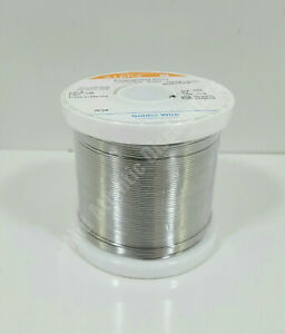 Alpha Rosin Based Energized Plus Solder Wire 032 Dia 1 Lb Spool 60sn 40pb