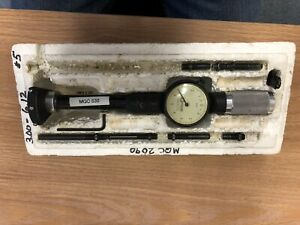 Standard Gage Co 5 Dial Bore Gage 3 09 6 Range