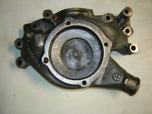 Vintage 1967 71 Chrysler Dodge Plymouth 383 440 V8 Engine Water Pump Housing