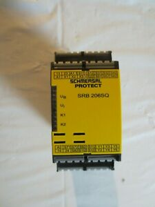Schmersal Safety Relay Srb206sq 24