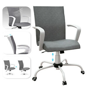 Mesh Office Chair High Back Desk Gaming Reclining Computer Gaming Chair