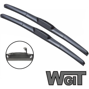 Wipers Suit Toyota Camry Wiper Blades Hybrid Aero 2006 2011 Xv40r Front Pair