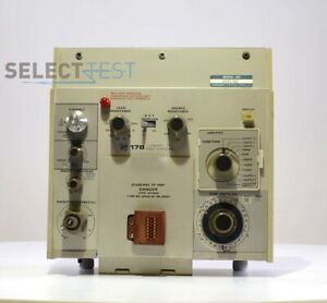 Tektronix 178 Linear Ic Test Fixture For 577 Curve Tracer ref 762
