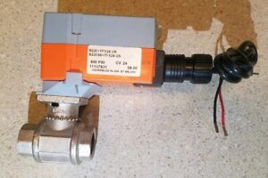 Brand New Belimo B220 tfx24 Us Spring Return Damper Actuator Valve