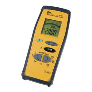 Ideal Electrical 61 795 Hand held Insulation Tester Cat4 600v