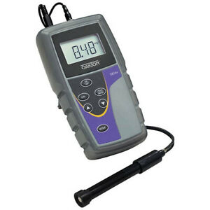 Oakton Wd 35643 12 Do 6 Dissolved Oxygen Meter W probe Sol Caps