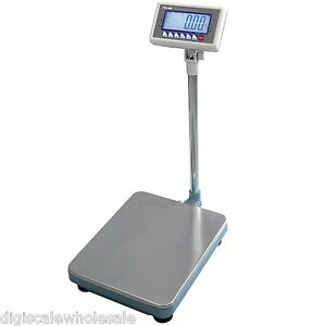 Ntep Heavy Duty Platform Floor Scale 200lb X 0 05 Pound Rs232c T scale Mbw 200