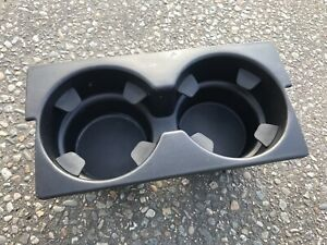 Gmc Denalli Cadillac Escalade Front Console Cup Holder Insert Oem 2003 06 Used B