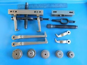 Used Snap On Pullers Large Lot See Description Pictures Cj Series Bar Type