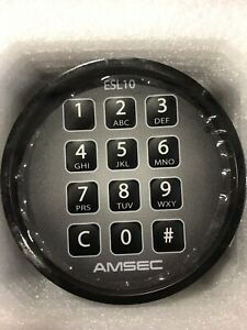 Amsec Esl10xl Series Electronic Safe Lock Free Ship