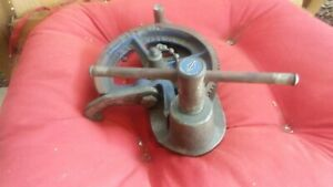 Awesome Antique Imperial 1 2 Tube Bender 1841 Or 1842 look