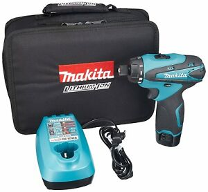 Makit Electric Drill Battery Rechargeable Driver Drill 110 8v Df030dz Battery Se