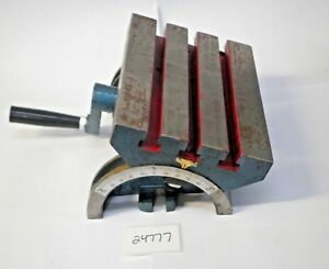 7 X 5 Adjustable Angle Plate new Pic 24777