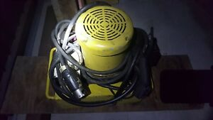 Enerpac Electric Hydraulic Pump power Pack 700 Bar 10 000 Psi