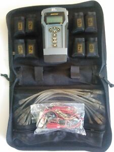 Ideal Navitek Cable And Network Tester 5e 6 6a 7 see Description