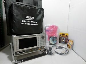 Racal Instruments 6113e Digital Radio Test Set W manuals software flash antenna