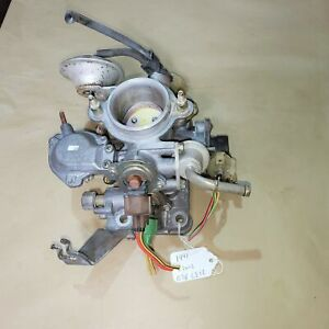 Honda Civic Throttle Body Fuel Injection Tbi Assembly 1 5l 88 89 90 91