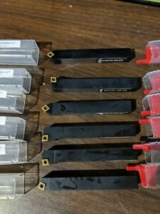 Usa Full Set Of 6 1 2 Lathe Tool Holders Scmcn Sclcl Scscr Sclcr Sckcr Scbcr